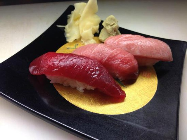 Cá ngừ vây xanh Nhật Bản